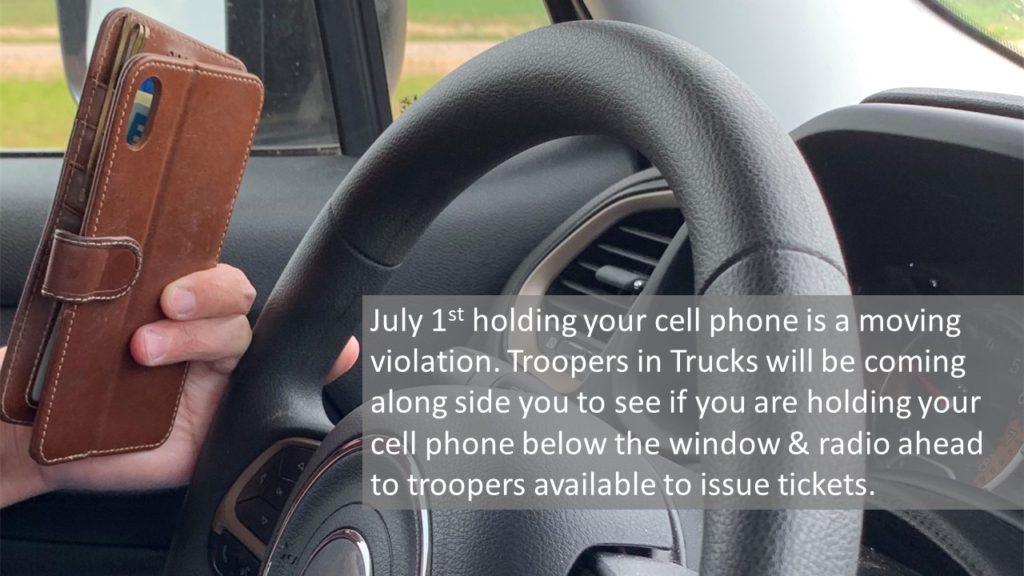 Troopers in Trucks | Breckenridge Trucking